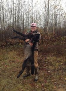"""The """"115 pound"""" puppy"""