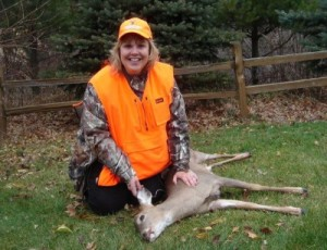 Fawn Slayer and DNR Secretary Cathy Stepp's silence on wolf kill is deafening.