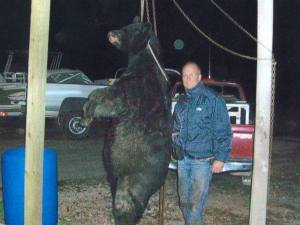 Photo from ABC 7. Walter Palmer, dentist and convicted poacher.